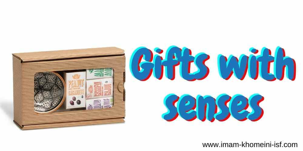 Gifts with senses