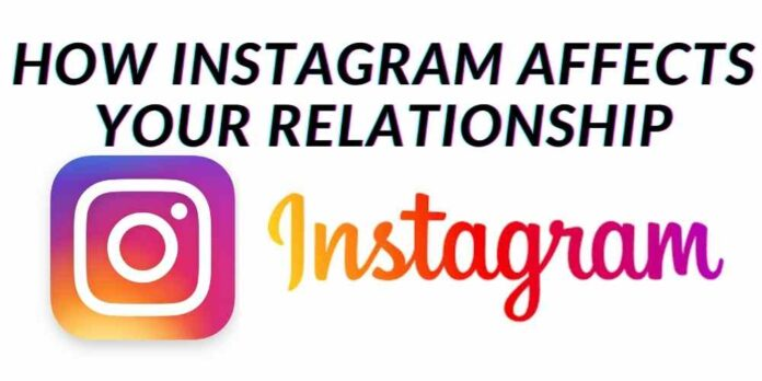 instagram affects relationship