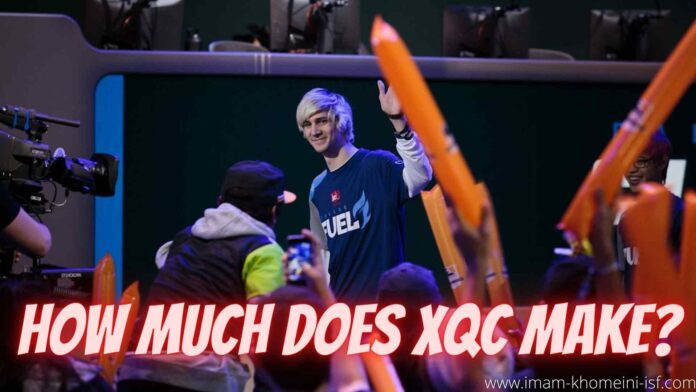 How much does xQc make