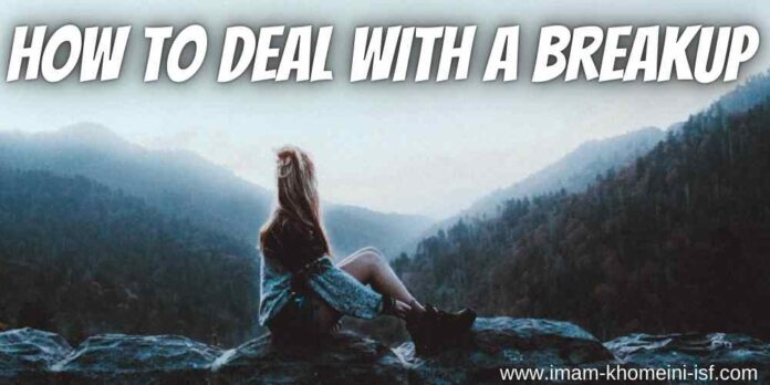 Deal with a breakup