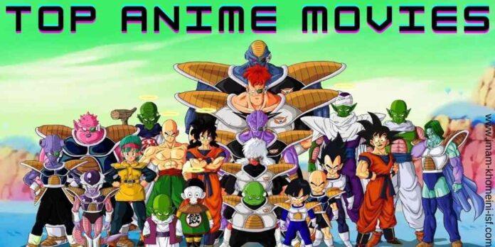 Top anime movies