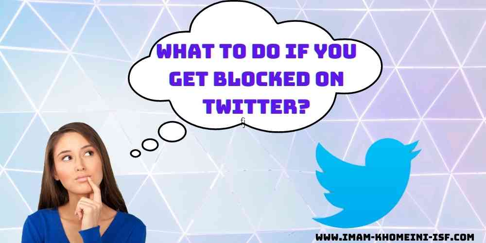 What to do if you get blocked on Twitter