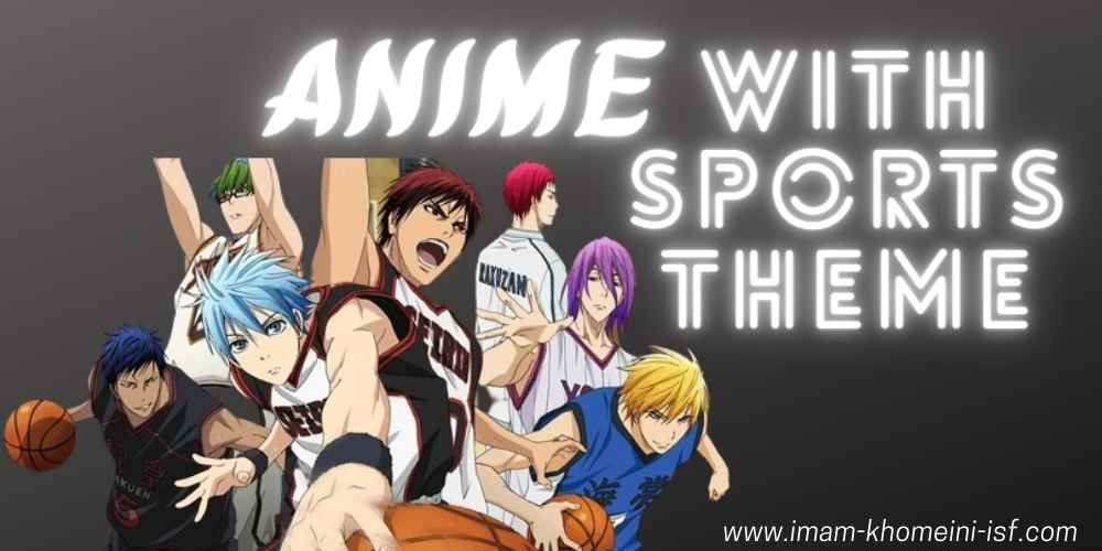 anime with sports theme