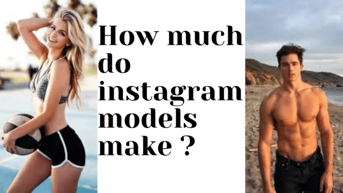 how much do instagram models make