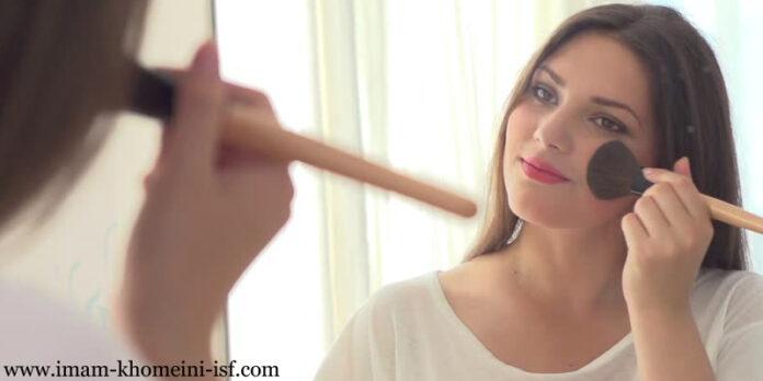 Makeup for sensitive skin