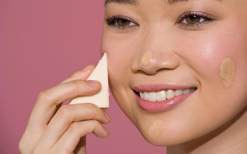 Why makeup turns Grey